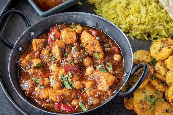 Chicken Achari