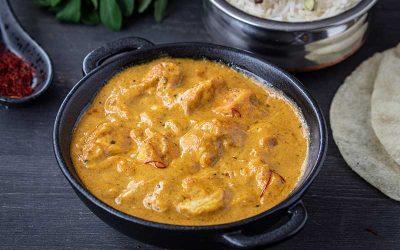 Chicken Saffron Korma