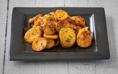 Curried Cumin Roast Potatoes
