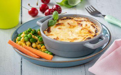 Kids Vegetable Lasagne