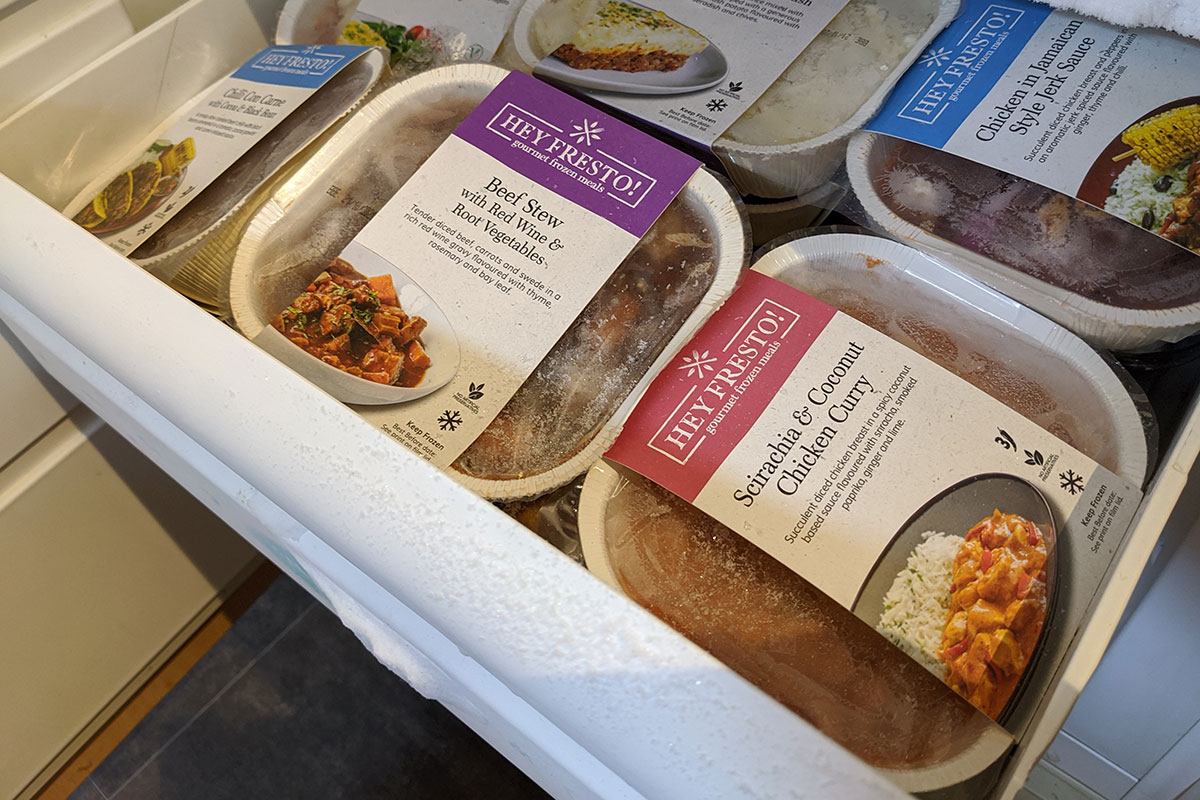 Top 7 Tips for keeping your freezer 'Hey Fresto Ready'!