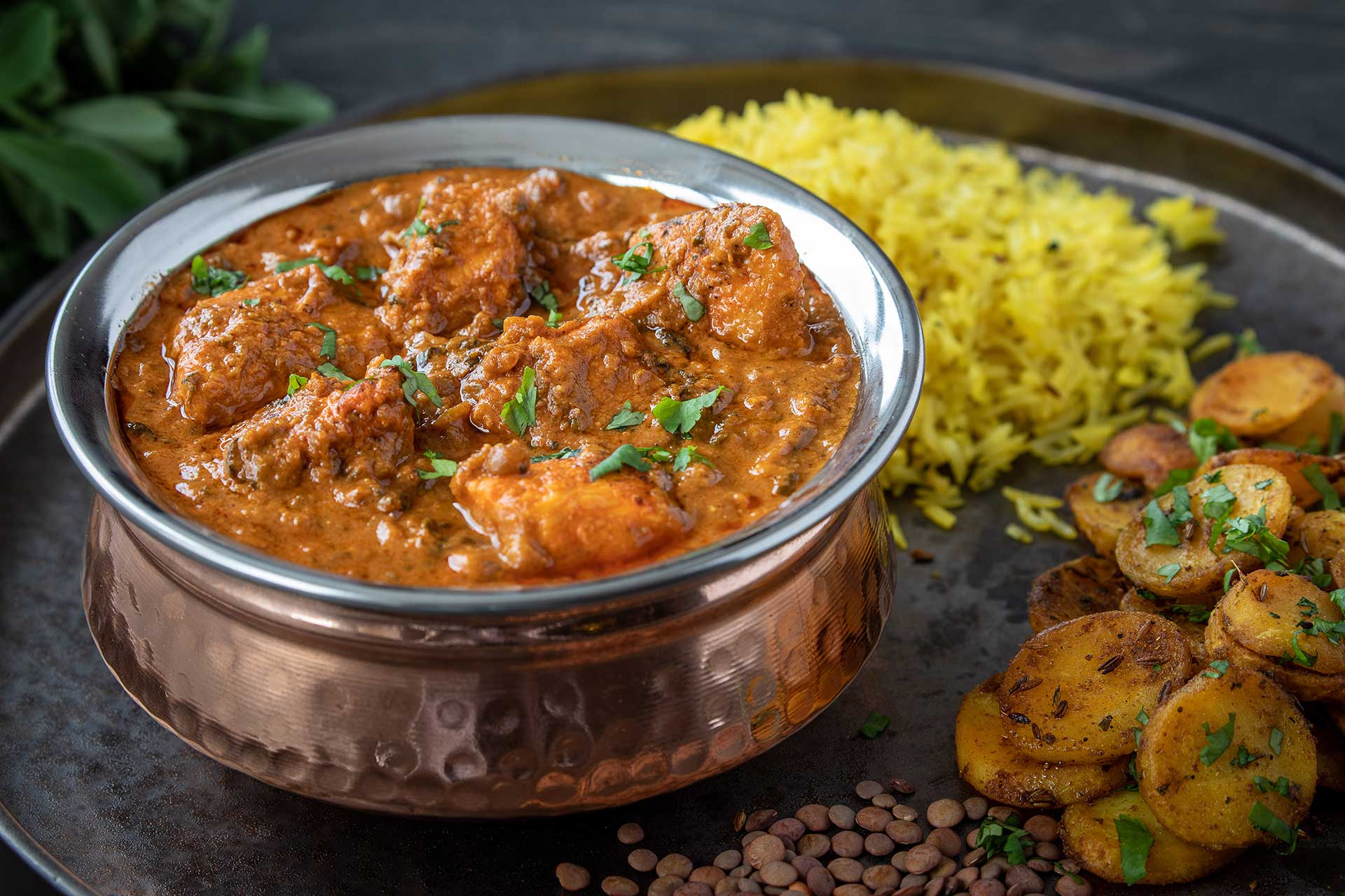 Indian Ready Meals Delivered