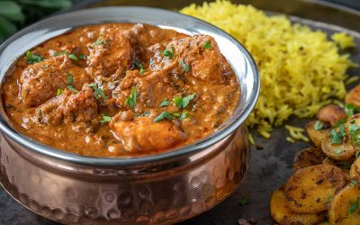 Curries to spice up your life this National Curry Week