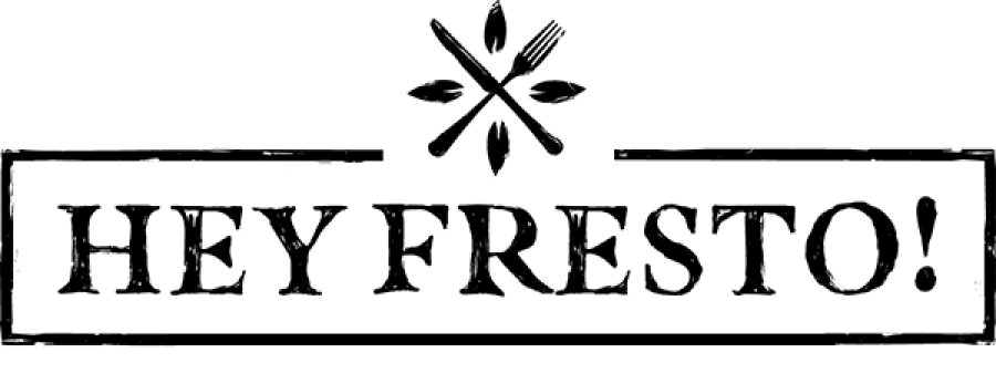 Hey Fresto Logo